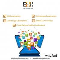 Top Mobile App Development Company Bangalore - B2C Info Solutions