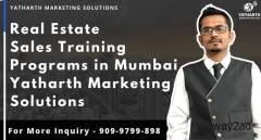 Real Estate Sales Training Programs in Mumbai - Yatharth Marketing Solutions