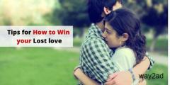 How To Win Someone Back - love Astrologer