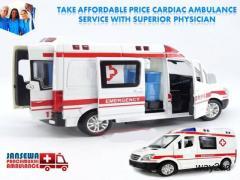 Hire Less Expensive HI-tech Road Ambulance Service in Patna