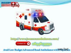 Get Incomparable Top-Class Road Ambulance Service in Gumla