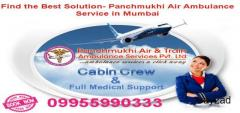 Medical Emergency Handler Panchmukhi Air and Train Ambulance in Mumbai- Book Now