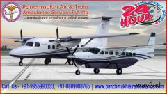 Bed to Bed Patient Transport by Panchmukhi Air and Train Ambulance in Chennai