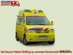 India's Best Road Ambulance Service in Dhanbad at Affordable Rate