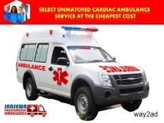Avail Ambulance Service in Bokaro with First Class EMS Facility