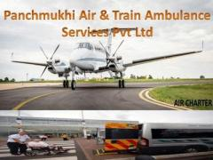 Advanced Life Support in Panchmukhi Air Ambulance in Dimapur