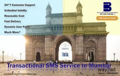 Transactional SMS Service In Mumbai