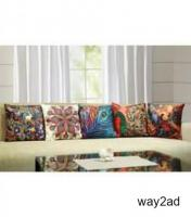Get amazing Discounts on Best Designs Pillow Covers