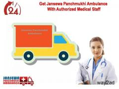 The Latest ICU and CCU Road Ambulance Service in Jamshedpur