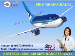Useful Air Ambulance Service in Indore to Relocate Patient-King Ambulance