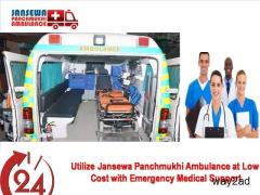 Get Unbelievable Ambulance Service in Purnia at Minimum Cost