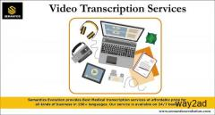 Video Transcription Services | Best Medical Transcription Services