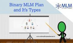 Bianry mlm plan and it's types-mlm software chennai
