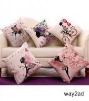 Decorative Pillow Cover – Protect your pillow from getting Dirty