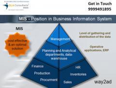 Best Online MIS Training Institute in Delhi- SLA Consultants India