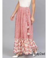 Shop for Fancy Skirt Patterns Online at Best Prices