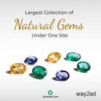 Significance of Certified Precious Gems in astrology - Gemkart.com