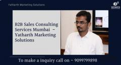 B2B Sales Consulting Services Mumbai  - Yatharth Marketing Solutions