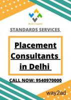 Placement Consultants in Delhi