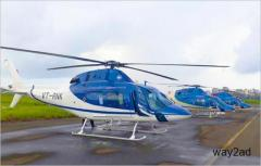 Ek Dham Yatra by Helicopter - Kestrel Aviation