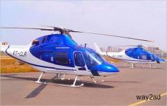 helicopter joyrides in mumbai - Kestrel Aviation
