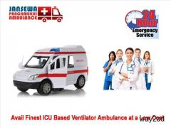 Choose Low Budget Road Ambulance Service in Buxar
