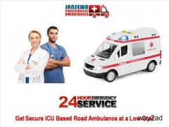 Book Magnificent Cardiac Ambulance Service in Dhanbad