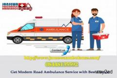 Utilize Exceptional Cardiac Ambulance Service in Jamshedpur