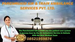 Emergency Charter Air Ambulance from Kolkata – Panchmukhi