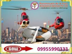 Panchmukhi Air and Train Ambulance from Bangalore to Medical Transport