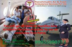 Get an Advantage of Air and Train Ambulance from Darbhanga