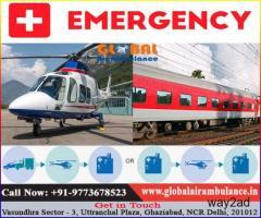 Worldwide crowd through the best air ambulance services in Chennai
