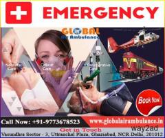 Universal Transfer via Best Air Ambulance Services in Bangalore