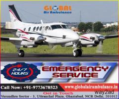 General deviation through best air ambulance services in Bhubaneswar
