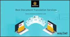 Best Document Translation Services | Semanticsevolution
