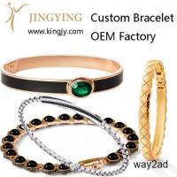 Custom ring gold plated silver jewelry supplier and wholesaler