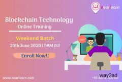 Blockchain online Training 20 June