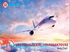 Get Country Best and Low-Fare Air Ambulance Bhopal by Medivic