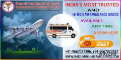 Cost Effective and Safe Air Ambulance Service in Bokaro – Panchmukhi