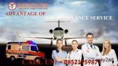 Low-Cost and Reliable Air Ambulance Service in Patna