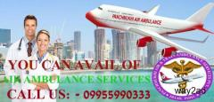 Cost Effective and Safe Air Ambulance Service in Gaya – Panchmukhi