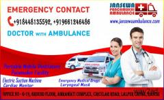 Finest Medical Transport in Air Ambulance Services in Ranchi