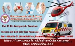 Get Best and low-Cost Air Ambulance in Delhi – Panchmukhi