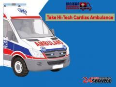 Avail Hassle-Free Patient Shifting from Danapur by Jansewa Panchmukhi Ambulance