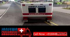 Obtain Ambulance Service in Hazaribagh at an Affordable Cost