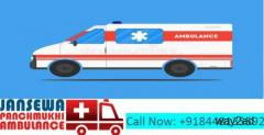 Select Ambulance Service in Ramgarh with Life-Sustaining Medical Equipments