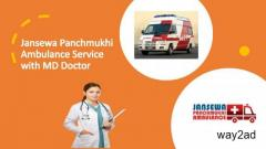 Utilize Ambulance Service in Dumka with Various Medical Setup