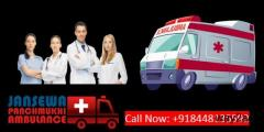 Avail Ambulance Service in Tata Nagar with Modern Medical Services