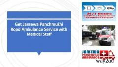 Book Ambulance Service in Jamshedpur with Superb Medical Setup