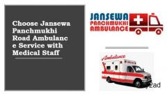 Select Ambulance Service in Hatia with Full Medical Services